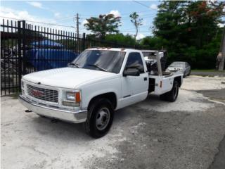 GMC 3500 1997, GMC Puerto Rico
