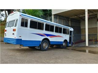 Blue Bird 1995 Excelente condiciones, Blue Bird Puerto Rico
