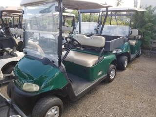 ezgo elec, Carritos de Golf Puerto Rico