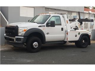 Ford F450 2013, Ford Puerto Rico