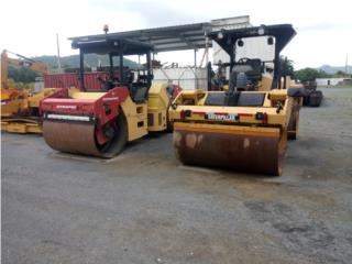 Maquinas, Equipo Construccion Puerto Rico