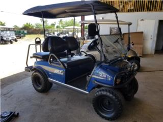 Club Car XRT, Carritos de Golf Puerto Rico