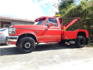Ford 91 super duty 7.3...grua, Ford Puerto Rico