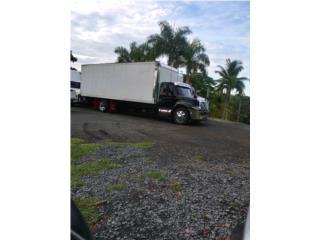 Camión internacional 2009, International Puerto Rico