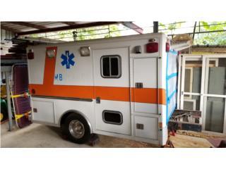 Caja de Ambulancia en Aluminio, Trailers - Otros Puerto Rico
