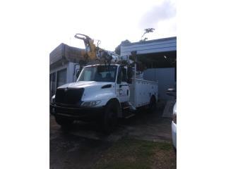 International Digger Derrick Truck 2003, International Puerto Rico