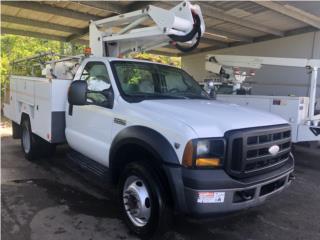 Canasto Bucket Boom Truck Importado, Ford Puerto Rico