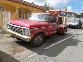 Grua 73 ford, Ford Puerto Rico