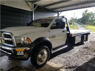 2015 Dodge ram 5500 Flatbet , RAM Puerto Rico