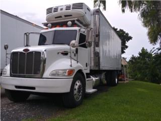 Camión nevera peterbilt 2012, Peterbilt Puerto Rico