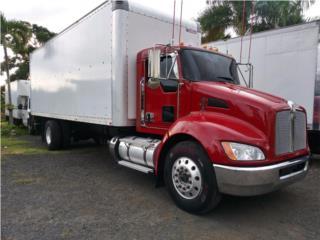 Camión kenworth 2013, Kenworth Puerto Rico