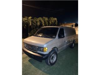 Ford Van 350 2004 DVD , Ford Puerto Rico