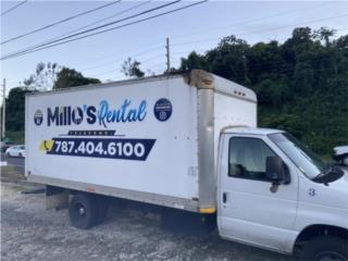 Step Van gasolina 16' (motor malo), Ford Puerto Rico
