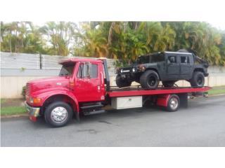 Internacional 21 pies dualteck en hierro , International Puerto Rico