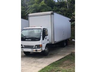 Camión Izusu NQR 4.8 , Isuzu Puerto Rico