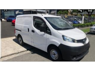 ¡GANGA! Mini-Van NV 200 2014, Nissan Puerto Rico