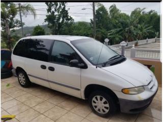 Caravan 2000, Dodge Puerto Rico