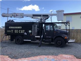 Truck Canasto Intl 2000, International Puerto Rico