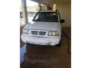 Vitara 2003, Suzuki Puerto Rico