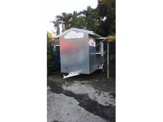 Carreton de comida , Otros Puerto Rico
