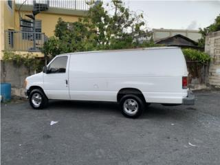 FORD VAN E250 EXT 2005, Ford Puerto Rico