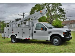 2008 Ford F-350 Canasto 35 Pies, Ford Puerto Rico