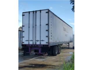 Vagón 45' Aluminio, Trailers - Otros Puerto Rico