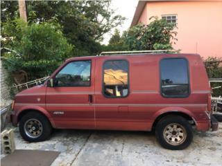 Van Chevy , Chevrolet Puerto Rico