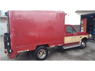 Truck F 350 Rojo 7.3 Camion con lifter, Ford Puerto Rico