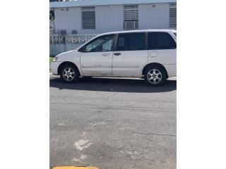 Mazda MPV Para Pieza $550, Mazda Puerto Rico