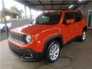Jeep Renegade 2018, Jeep Puerto Rico