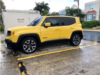 JEEP RENEGADE LATITUDE , Jeep Puerto Rico