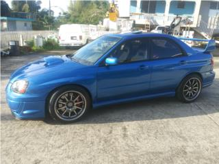 Subaru impreza wrx 2005, Subaru Puerto Rico