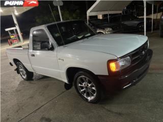 Pickup mazda, Mazda Puerto Rico