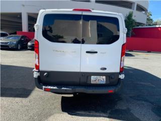 Transit 2016, Ford Puerto Rico