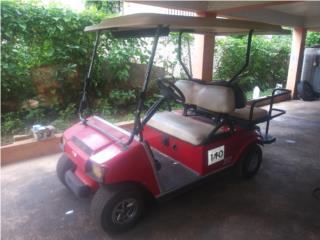 Carrito Golf 48 voltios, Carritos de Golf Puerto Rico