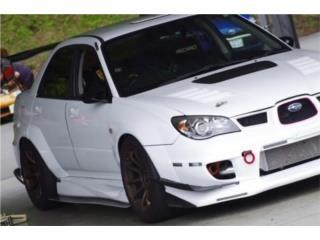 Subaru Impreza 2006, Subaru Puerto Rico