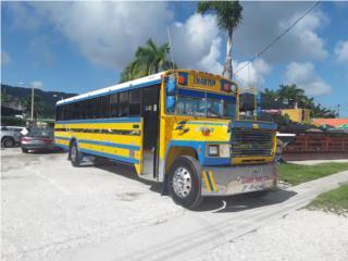 Guagua, Ford Puerto Rico