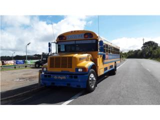 Scholll bus, International Puerto Rico