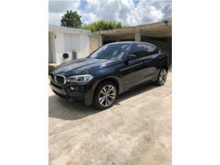 Bmw X6 2016 nueva 49,000 omo , BMW Puerto Rico