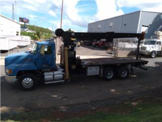 Boom Truck Mack 11 toneladas, Mack Puerto Rico