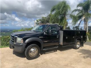 F550 SD DIESEL SERVY BODY AIRE ELECTRICIDAD, Ford Puerto Rico