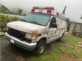 Ford 350 del 2000, Ford Puerto Rico