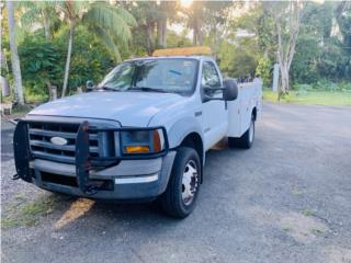 Ford F 550 turbo diesel , Ford Puerto Rico