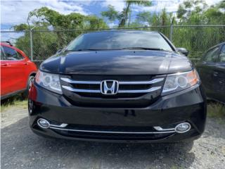 ODYSSEY 2015 37,200millas, Honda Puerto Rico