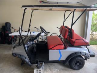 Club Car Golf, Carritos de Golf Puerto Rico