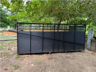 Caja para ganado , Trailers - Otros Puerto Rico