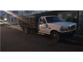 Ford f350, Ford Puerto Rico