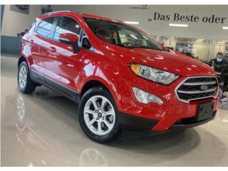 Ecosport 2018, Ford Puerto Rico
