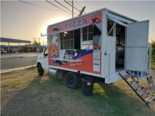 Pizza Food Truck, Ford Puerto Rico